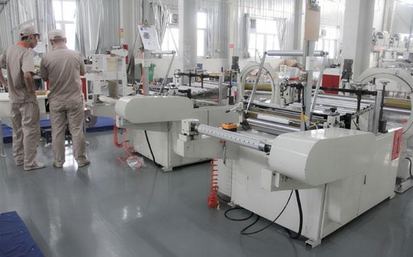 后工序生产线2
