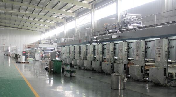 印刷生产线1